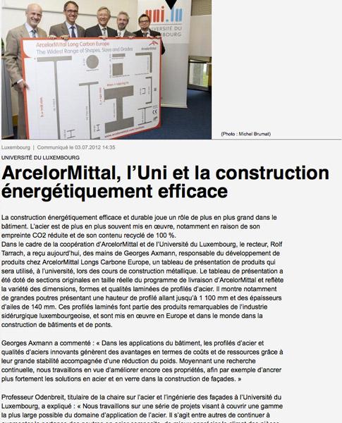 support_Arcelor